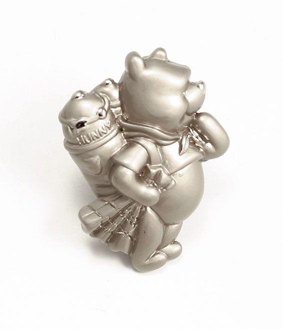 Winnie The Pooh Door Knob | It\'s Design | Pinterest | Door knobs and ...