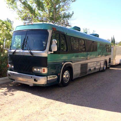1962 Gmc 4106 6v92 70k Miles On Rebuild 33 500 Barstow Ca Buses