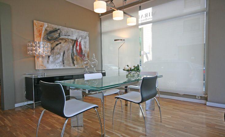 1000  images about muebles en aluminio y cristal on pinterest ...