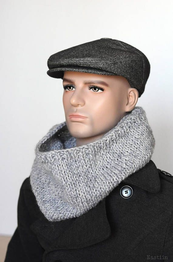 2e072c4a1eb Grey wool newsboy hat Mens newsboy cap Womens newsboy hat Grey driving cap  Peaky Blinders hat Cabbie
