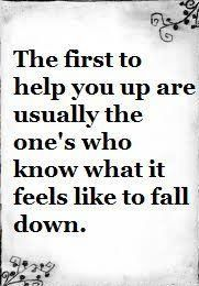 This is so true for me.  Thank you to all of my friends who have been there done that...