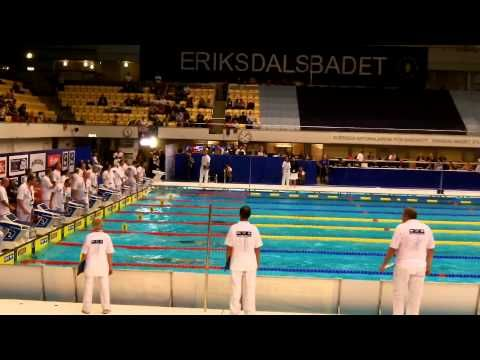 2011 World Cup Sweden Day 1 Finals Swimming World World Cup Olympic Trials