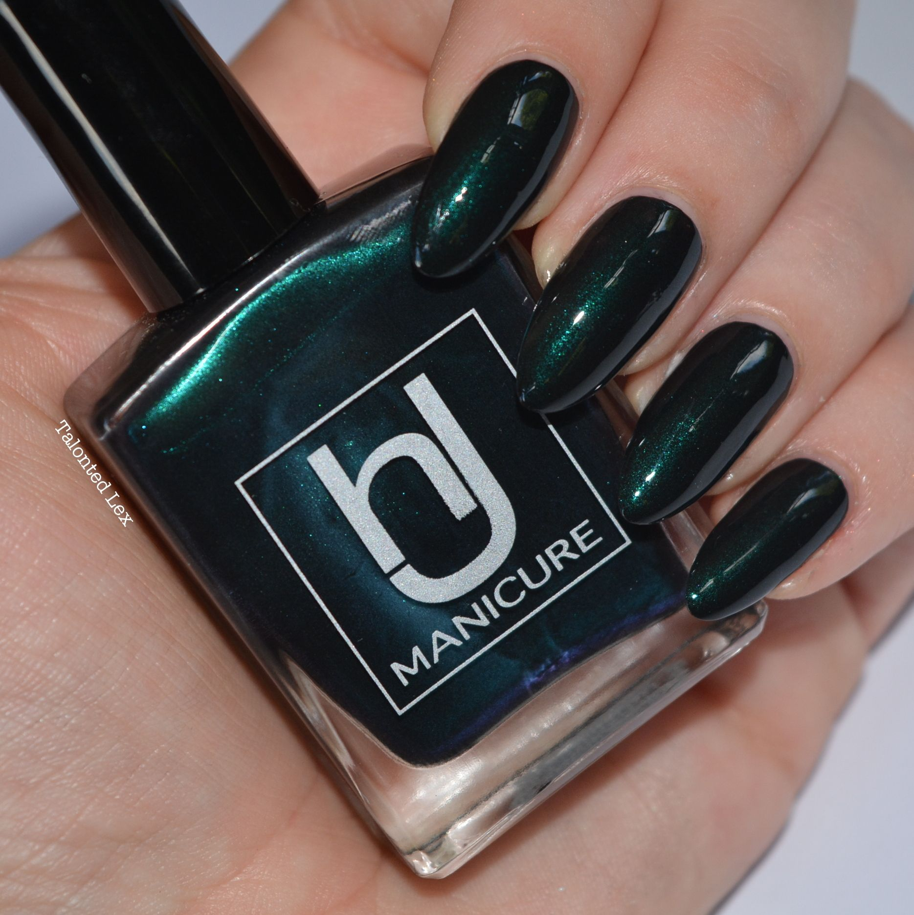 HJ Manicure Nail Varnish   Varnishes, Green nail and Manicure
