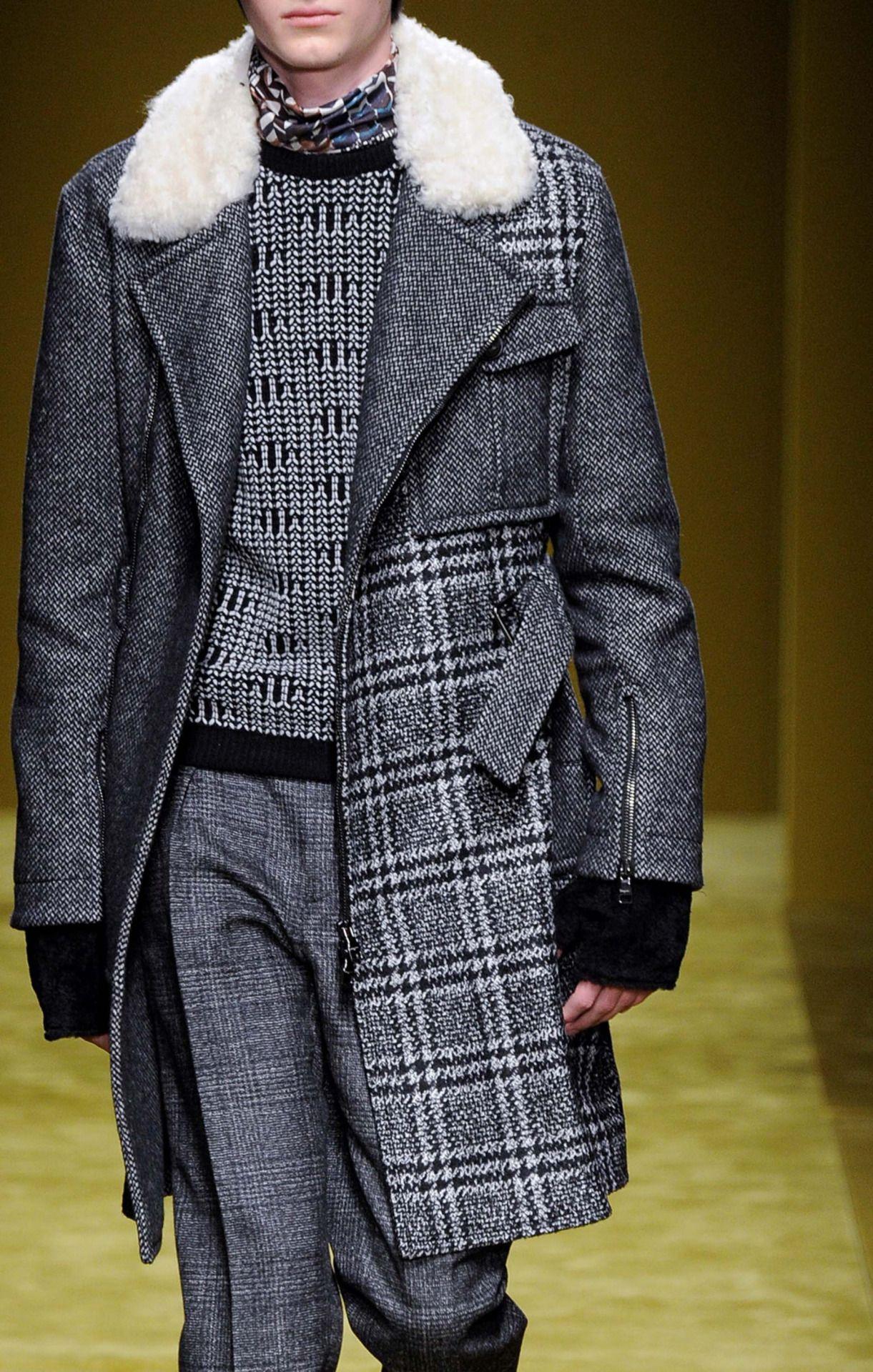 "monsieurcouture: "" Salvatore Ferragamo F/W 2016 Menswear Milan Fashion Weeks """