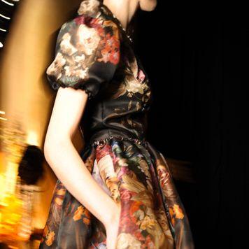 Dolce & Gabbana - Fashion Show Backstage Photos - Womenswear Collection for Fall Winter 2012-2013