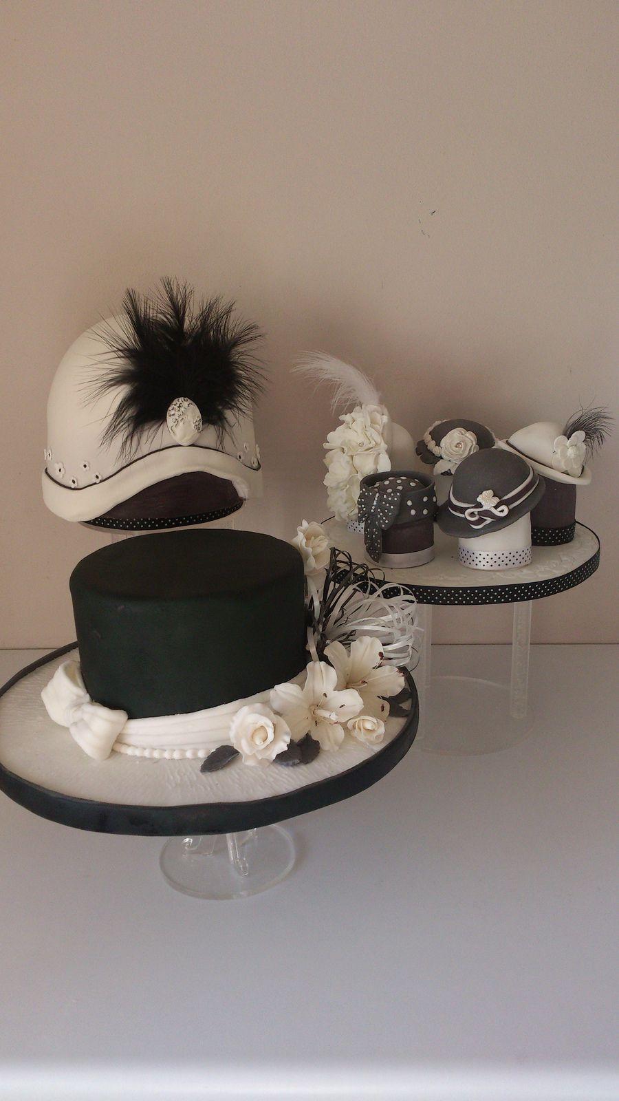 My Fair Lady Hats Fashion сakes Birthday Cakes For