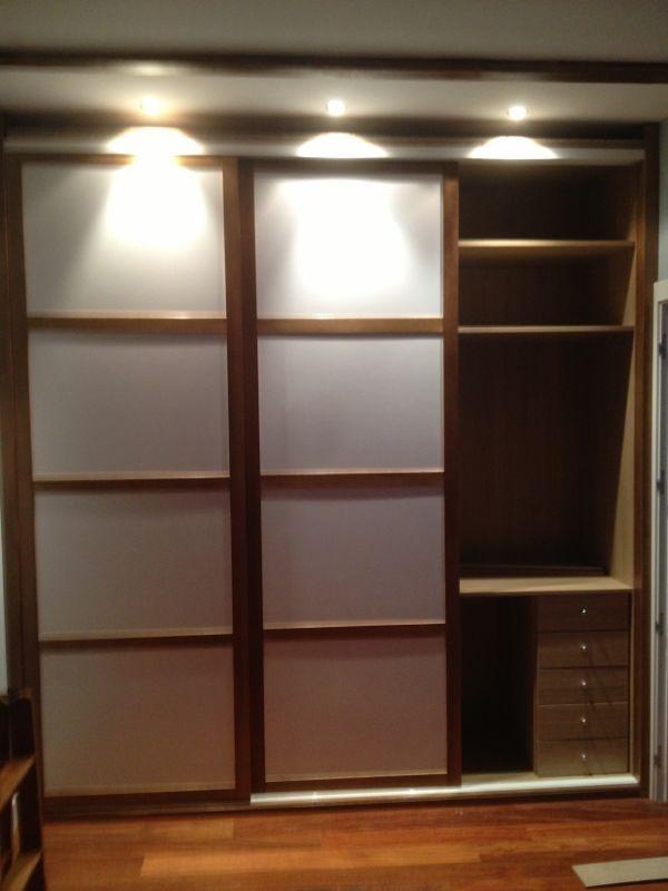 Armario de puertas correderas | closet en 2019 | Muebles ... - photo#20