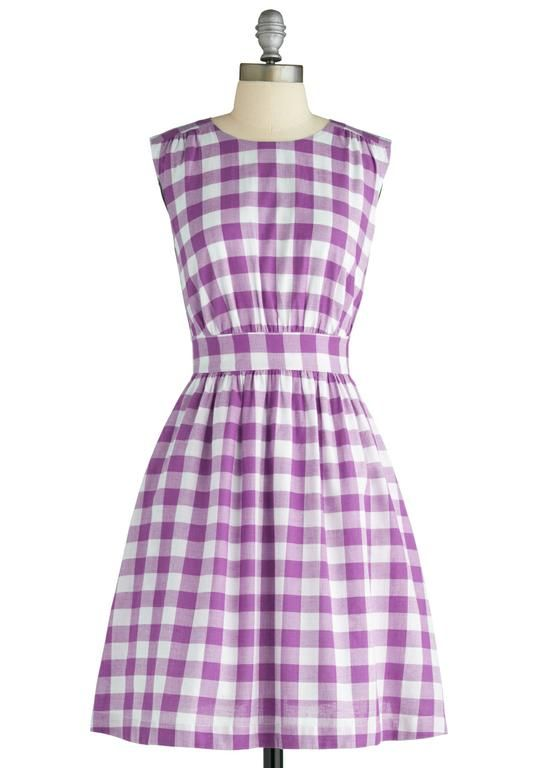 Adventures in Dressmaking: Picnic dress!