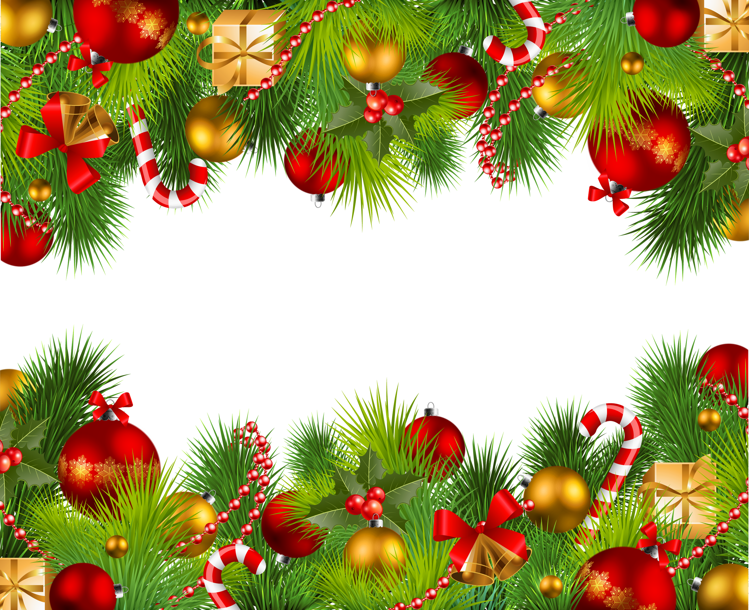 Christmas PNG images download Christmas photo frame