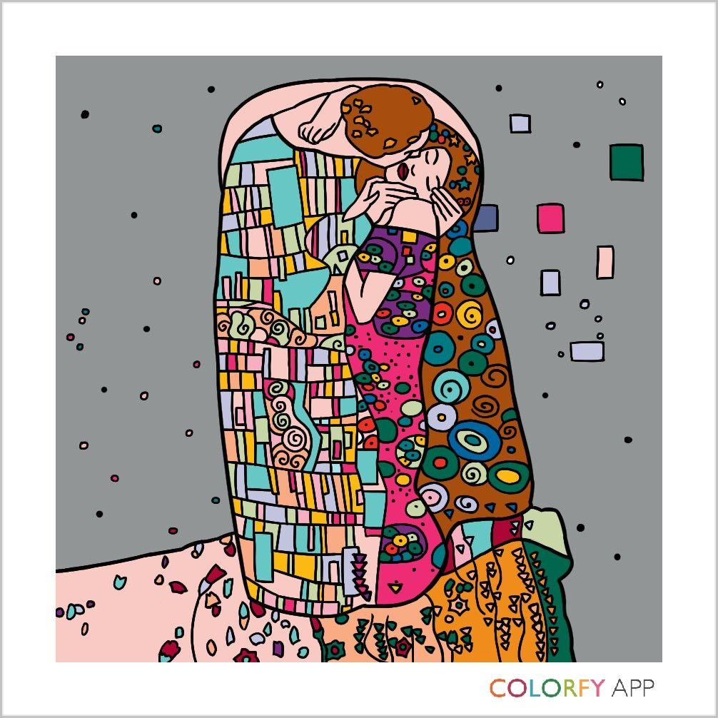 Pin by Jody Ordonez on paintbys Art, Love art, Colorfy