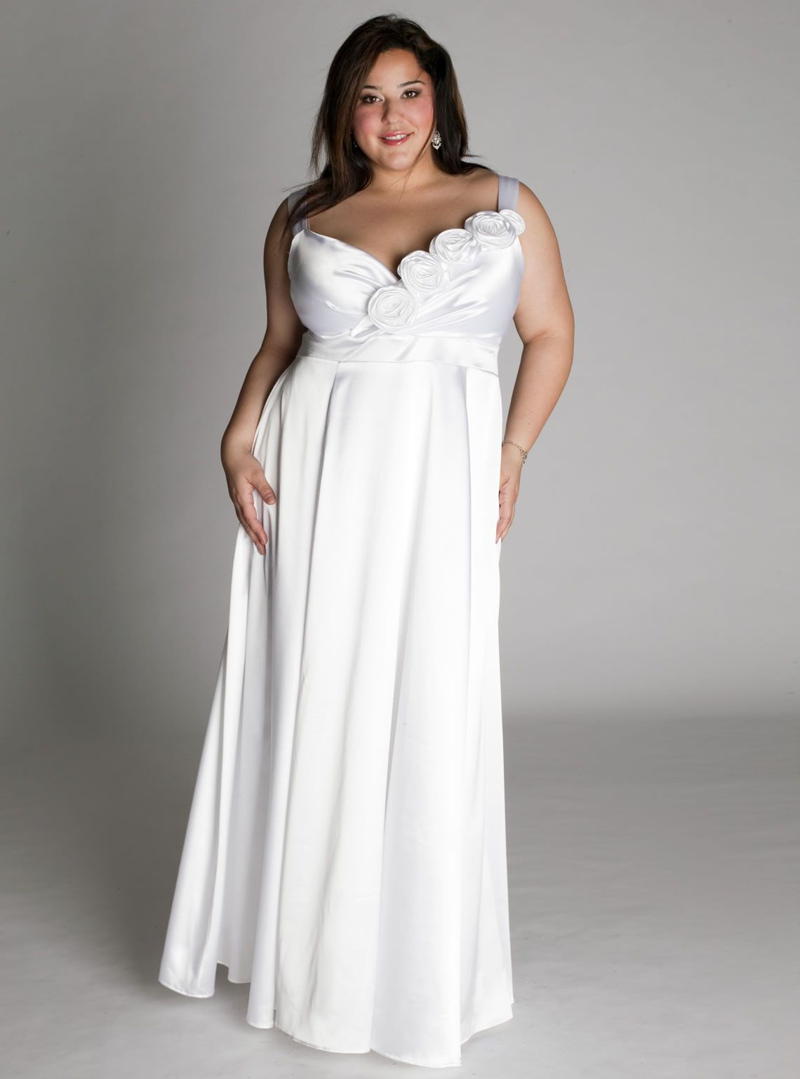 plus size weding dresses cheap 26 #plus #plussize #curvy