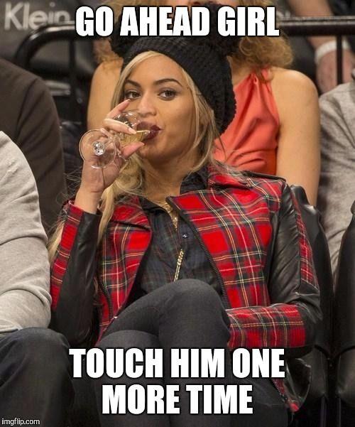 Funny Girl Meme Generator : Beyonce side eye meme generator imgflip wordporn