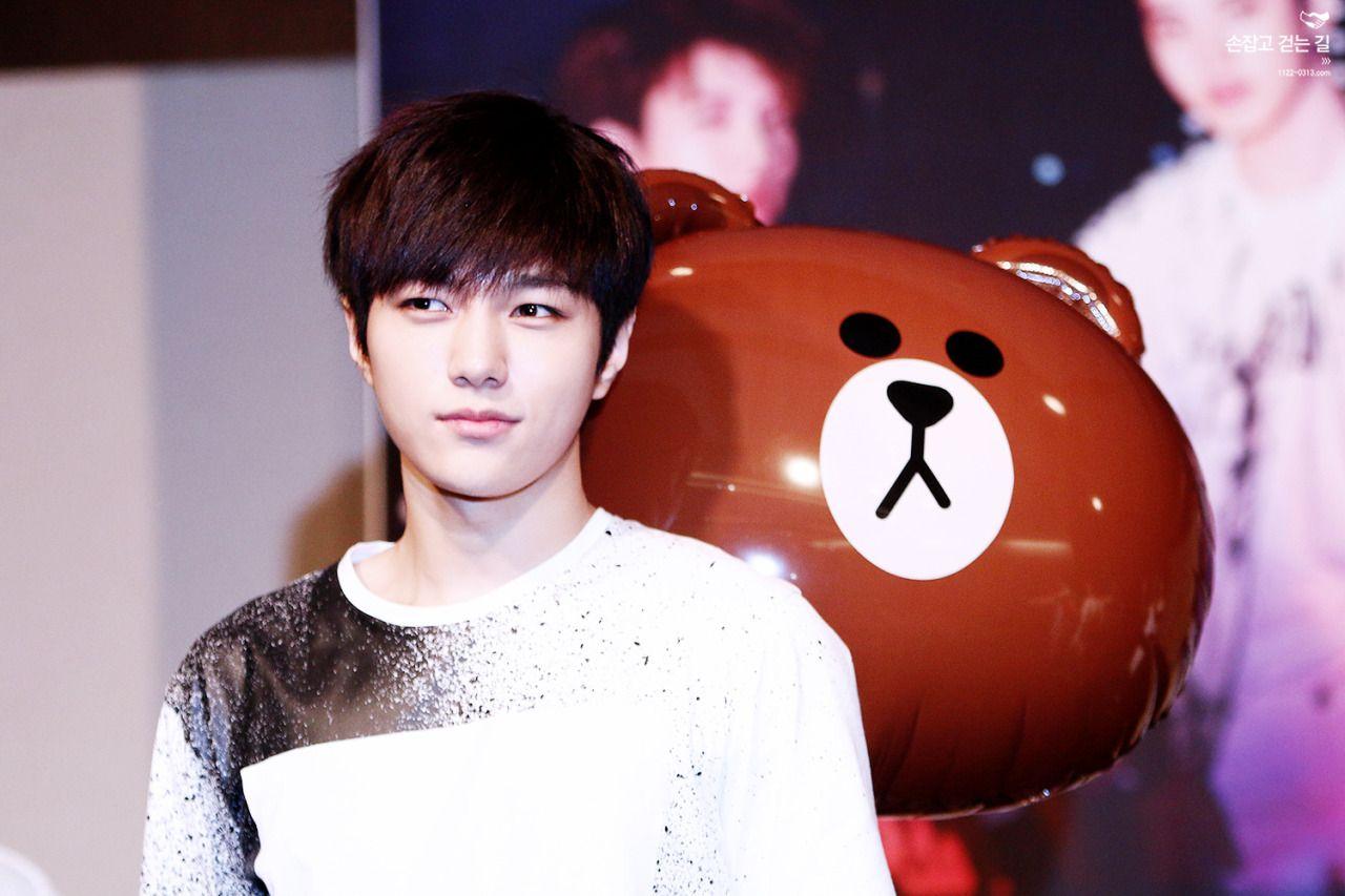 150725 #인피니트 L - Yeouido Fansign