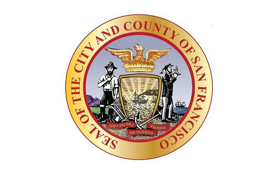 Official seal of San Francisco, California