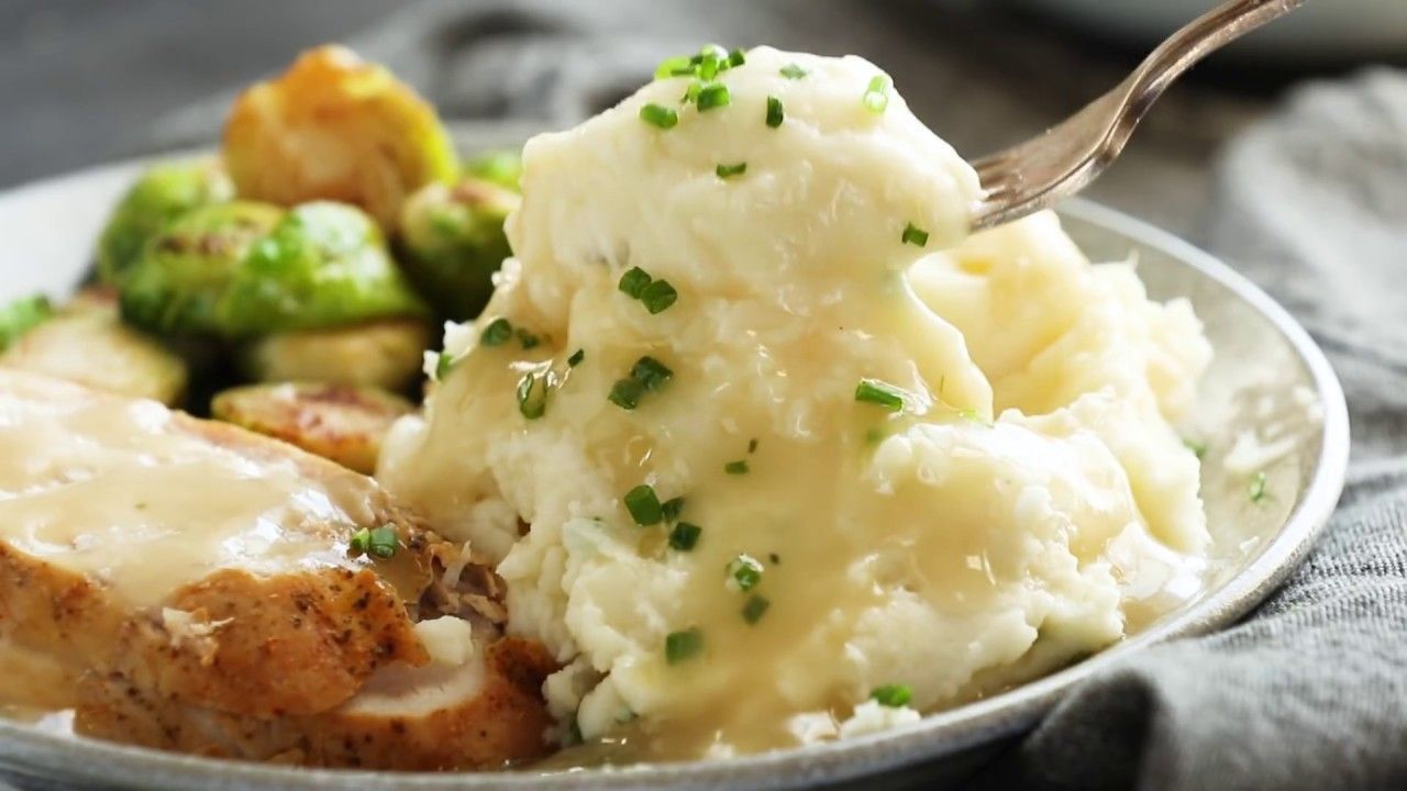 The Best Instant Pot Mashed Potatoes #instantpotmashedpotatoes #instantpotmashedpotatoes