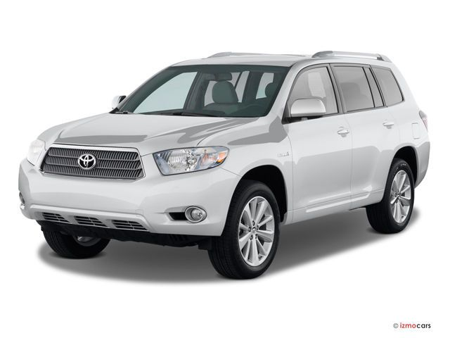 The 2009 Toyota Highlander Hybrid Is Ranked 2 In 2009 Affordable Midsize Suvs By U S News Seats 5 Toyota Highlander Hybrid Best Compact Suv Best Midsize Suv