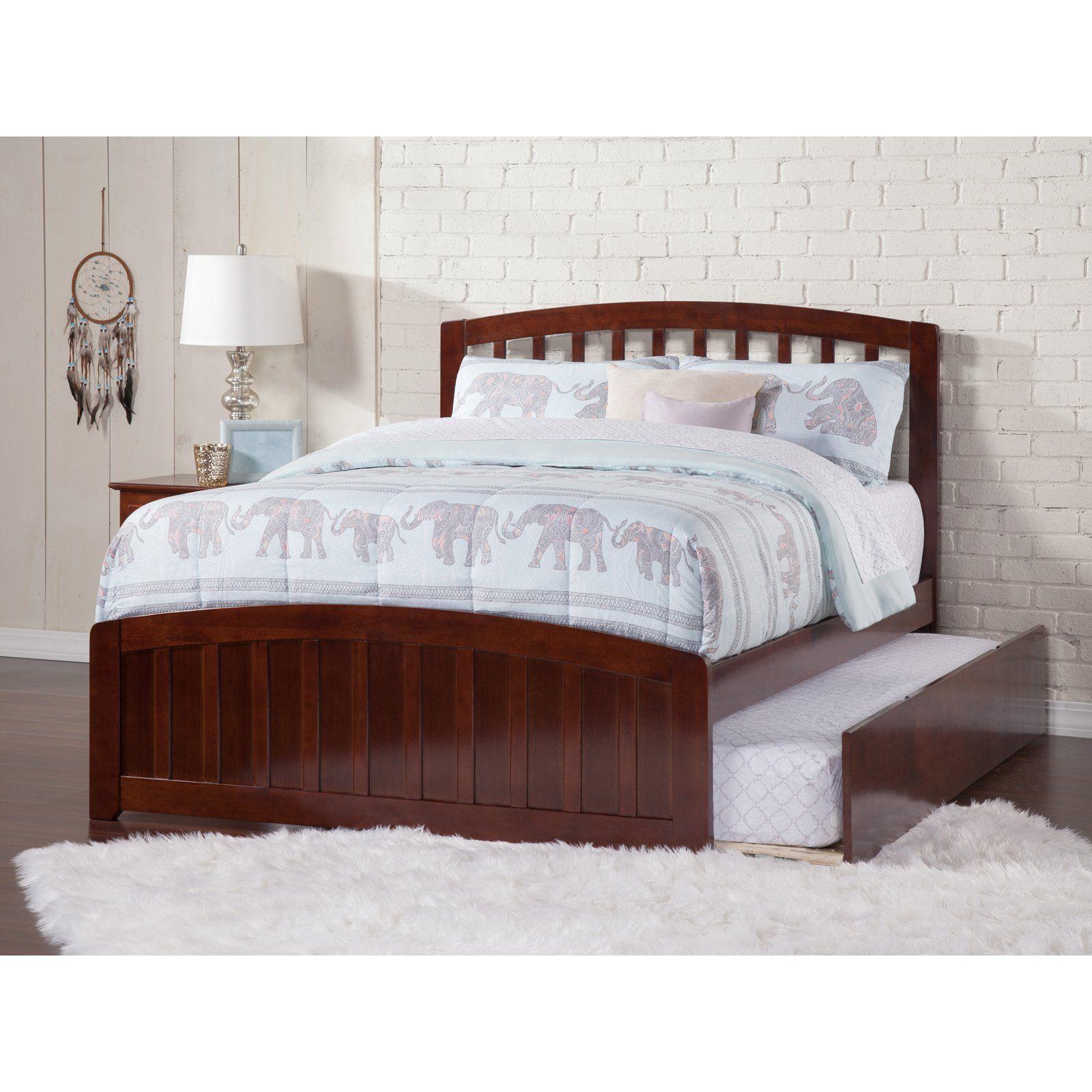 Atlantic Furniture Richmond Platform Bed with Matching