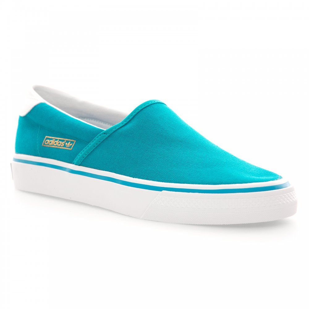 Adidas Originals Adidas Men\u0027s Adidrill Vulc Trainers (Aqua) - Adidas  Originals from Loofes UK
