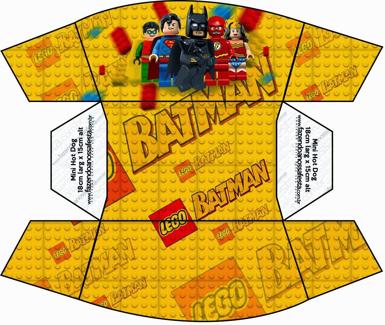 Lego Película: Cajas para Imprimir Gratis.   Legos   Pinterest ...