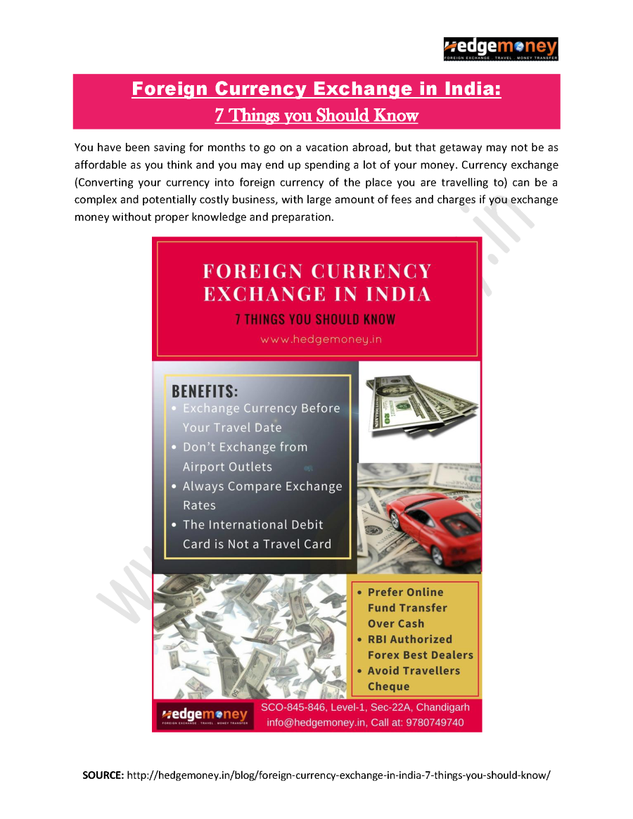 Forex Exchange Jobs In India