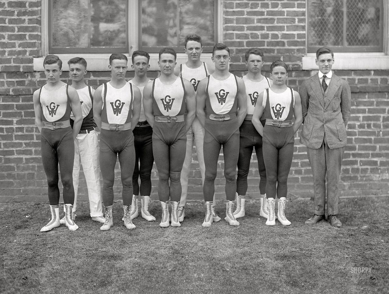 Woodberry Forest Gym Team 1910 Team Up Pinterest Gym