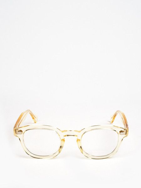 e79cc90b77 Moscot   Lemtosh   flesh Eyewear