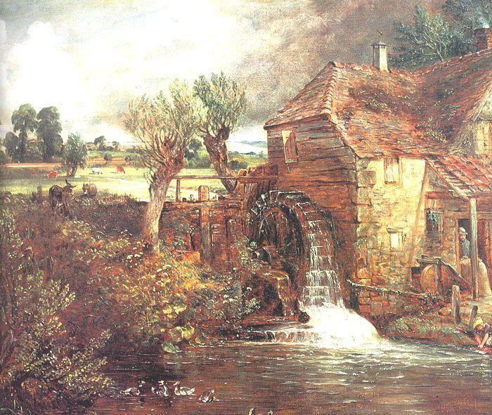 Constable, Parham Mill