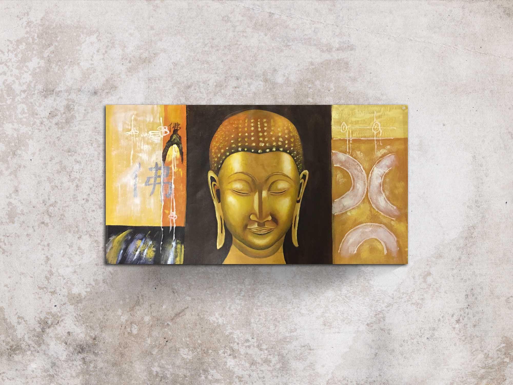 http://www.feelhome.se/tag/buddha-canvastavlor/ Buddha får en att känna sig lugn och andlig. En handmålad canvastavla med Buddha som motiv är en lösning till att få ett mer avkopplat hem! Följ länken för att hitta vilken Buddha tavla som passar dig bäst! #heminredning #canvastavla #oljemålning #konst #Buddha #Buddhamotiv #tavla #inredning #homestyle #egetmotiv #canvastavlor #designadinegnatavla #vardagsrum #kontor  #modernt #tavlor #Buddha
