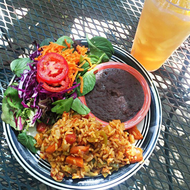 The 9 Best Vegetarian Friendly Restaurants In San Antonio Vegan Restaurants Vegetarian Friendly Restaurants Vegetarian