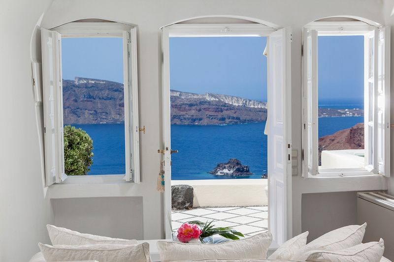 Christos Drazos Photography | Canaves Oia Suites
