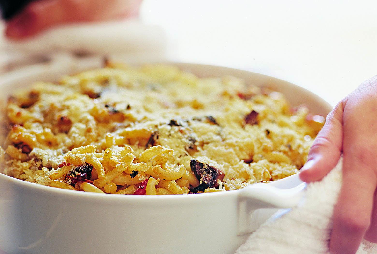 Spicy Baked Macaroni Recipe by Giada De Laurentiis