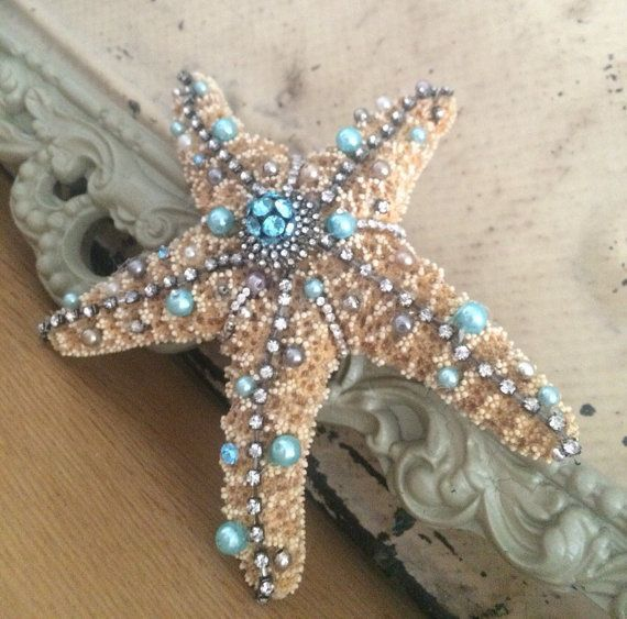 Embellished Jewel Of The Sea