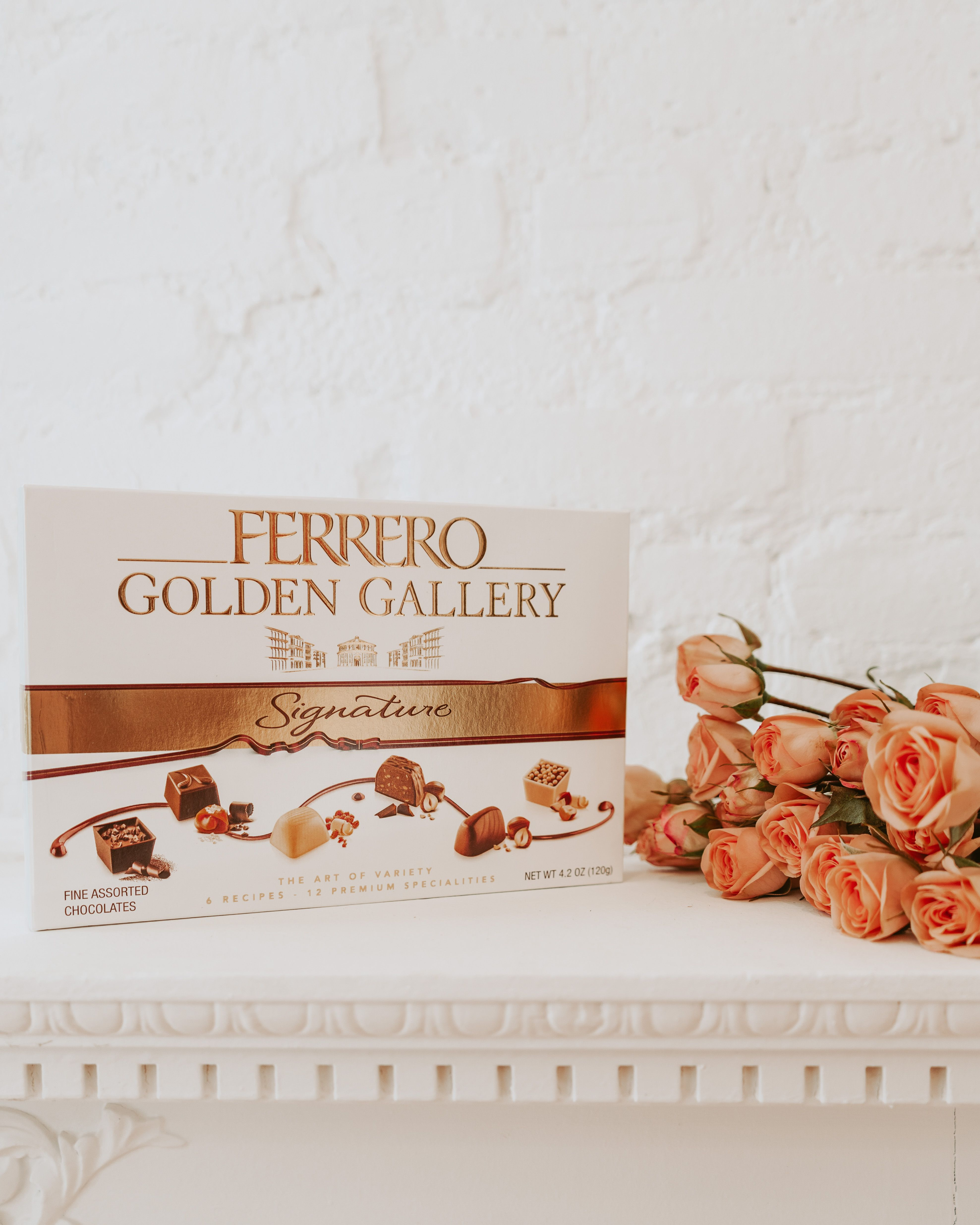 Find Ferrero Golden Gallery Signature Chocolate Work Of Art At Walgreens For Valentine S Day Valentines Hawaiian Tattoo Chocolate Work