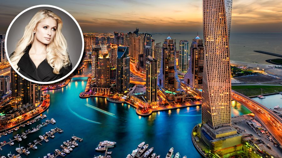 Paris Hilton to open her own luxury hotel in Dubai (With