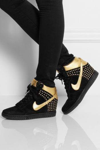 on sale 25405 dbc26 Nike Compensee Femme, Basket Nike Femme, Chaussures Femme, Chaussures Nike,  Chaussures À