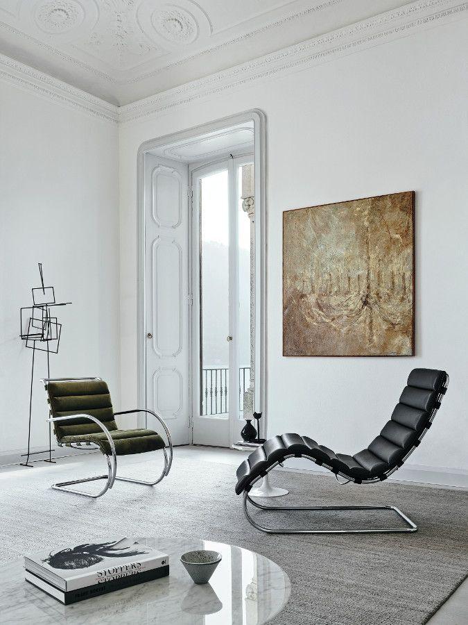 Knoll International MR Sessel Bauhaus Edition em 2020