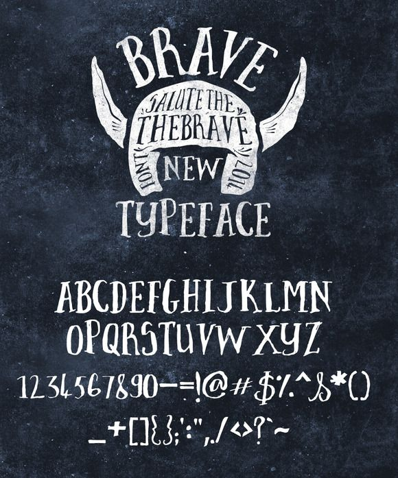 Download Brave New Font Pack & Graphic Extras | Font packs, Modern ...