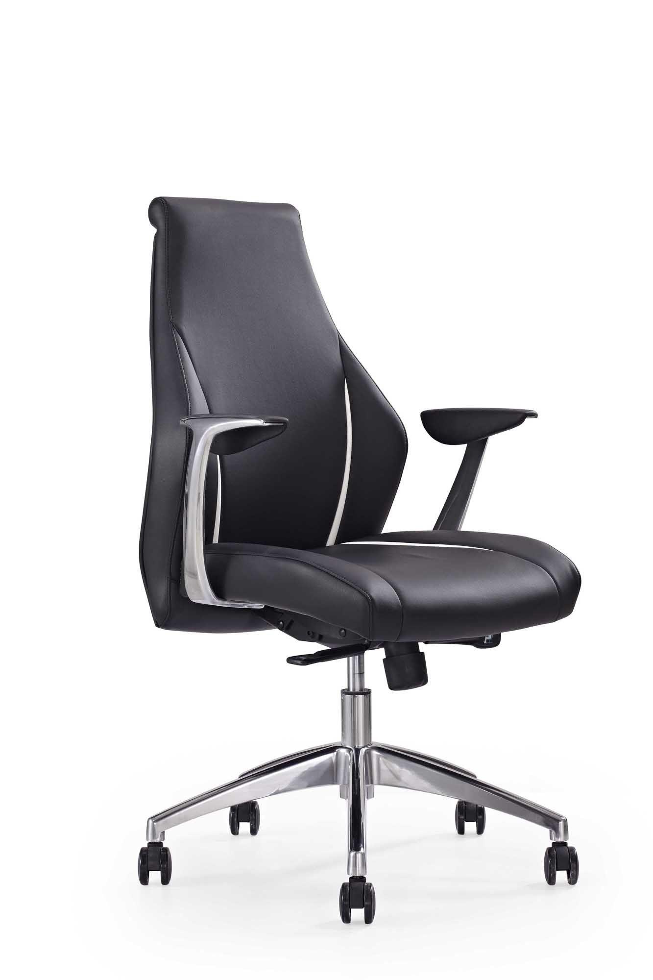 whiteline stanford low back office chair pinterest chrome