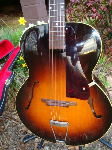 1950 gibson l-48 serial number