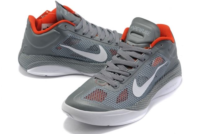 8e70af846330 ... where to buy nike zoom hyperfuse low 2010 grey white orange 79586 febda