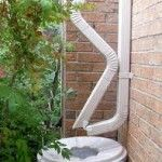 Rain Downspout Idea Downspout How To Install Gutters Gutters