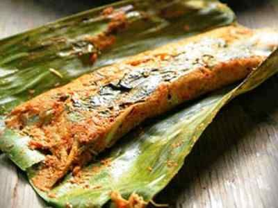 Resep Bothok Jagung Manis Pedas Gurih Pr Jagung Oleh Dapurvy Resep Resep Makanan Dan Minuman Makanan