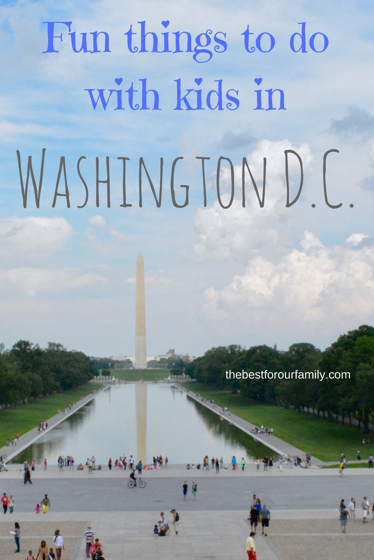fun things to do with little kids in washington dc. travel with