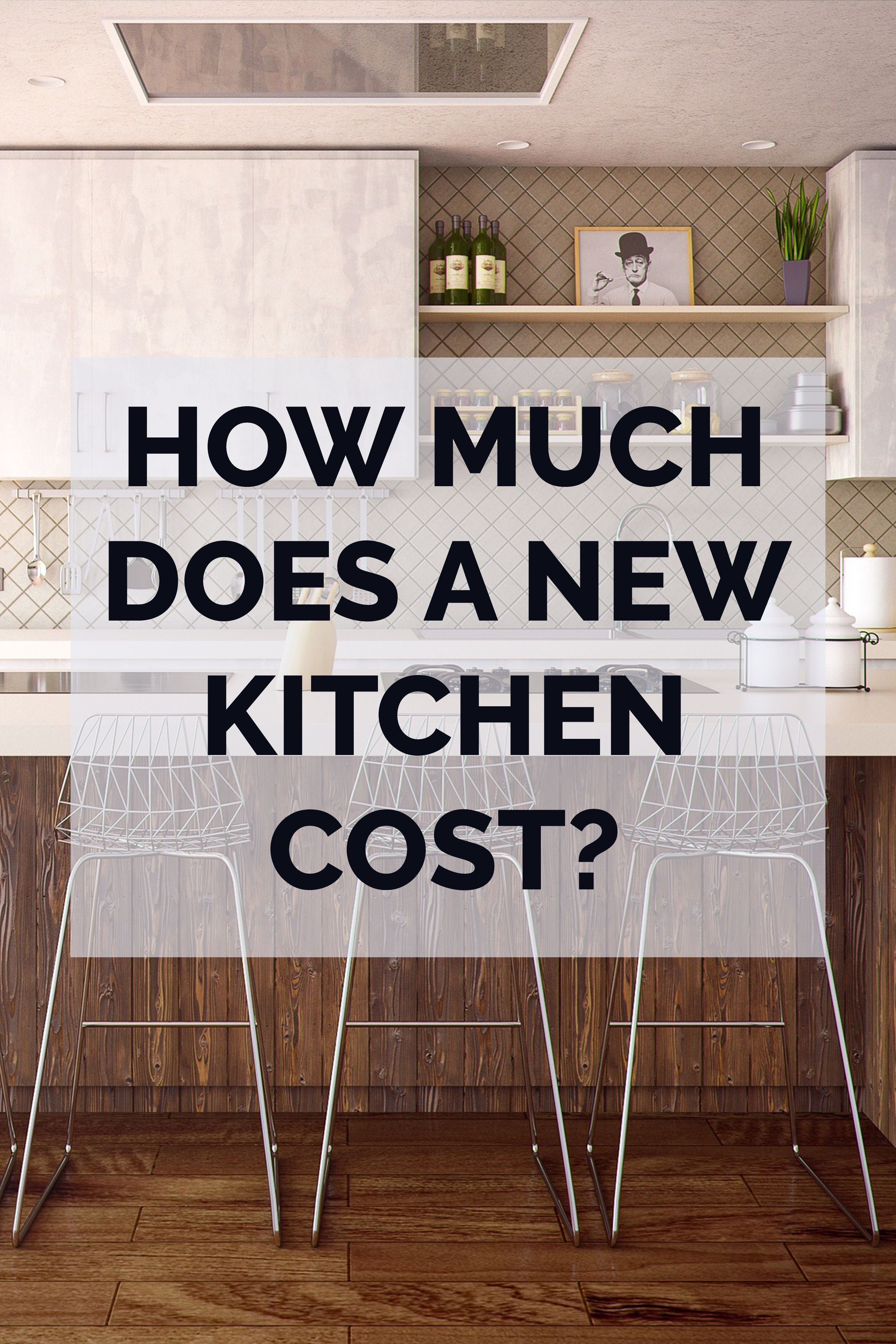 When Starting To Plan For A New Kitchen, The Question I Get Asked Probably  More Than Any Other Is, How Much Does A New Kitchen Cost? So Lets Answer It!