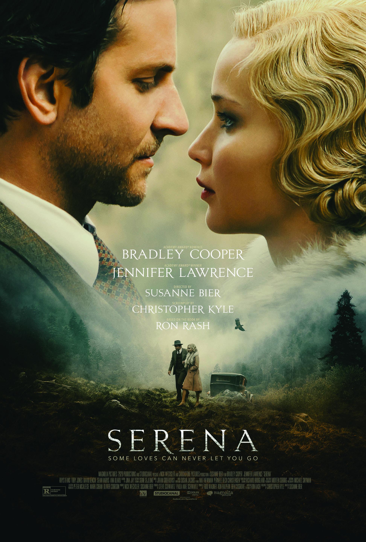 Обои Serena, Jennifer lawrence. Фильмы foto 10