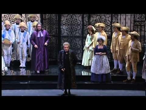 Il Barbiere di Siviglia - Rossini -  Parma 2005