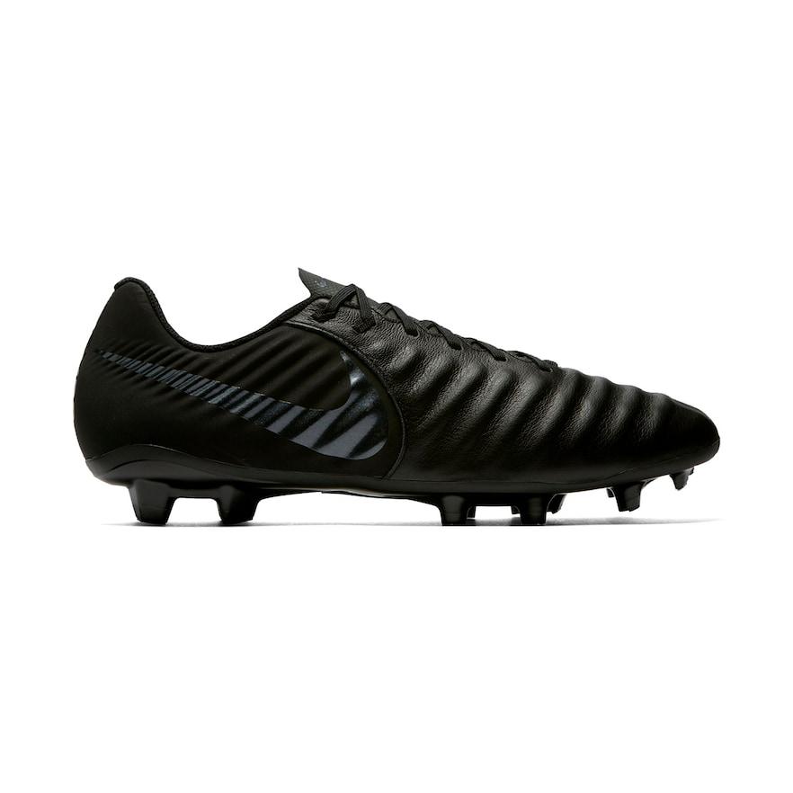 26946d5cd Nike Tiempo Legend 7 Academy Men's Multi-Ground Soccer Cleats, Size: 7.5,  Black