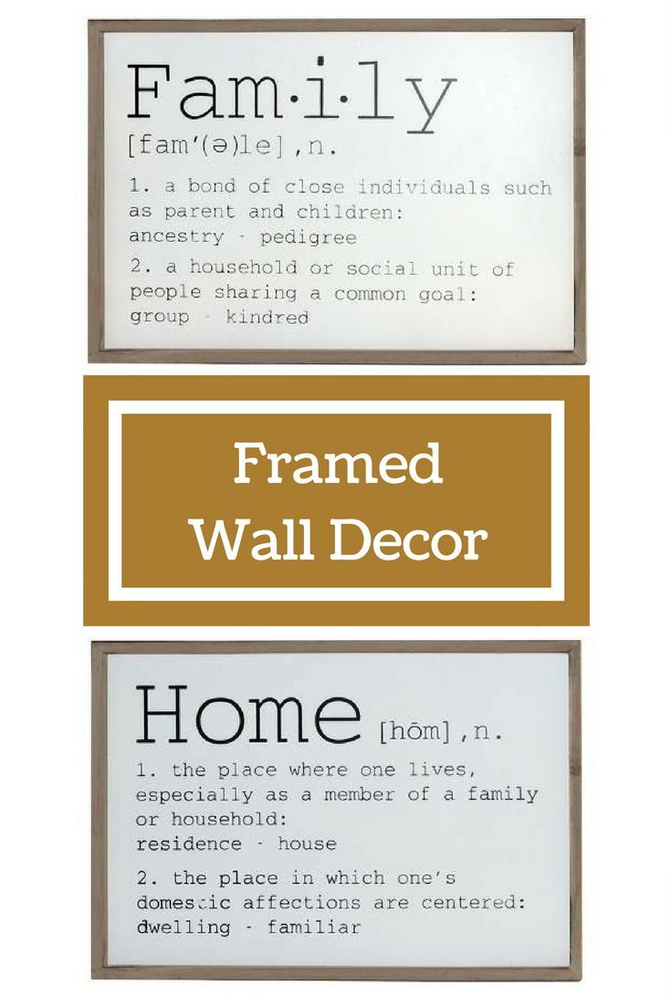 Best Word Plaques Wall Art Ideas - The Wall Art Decorations ...