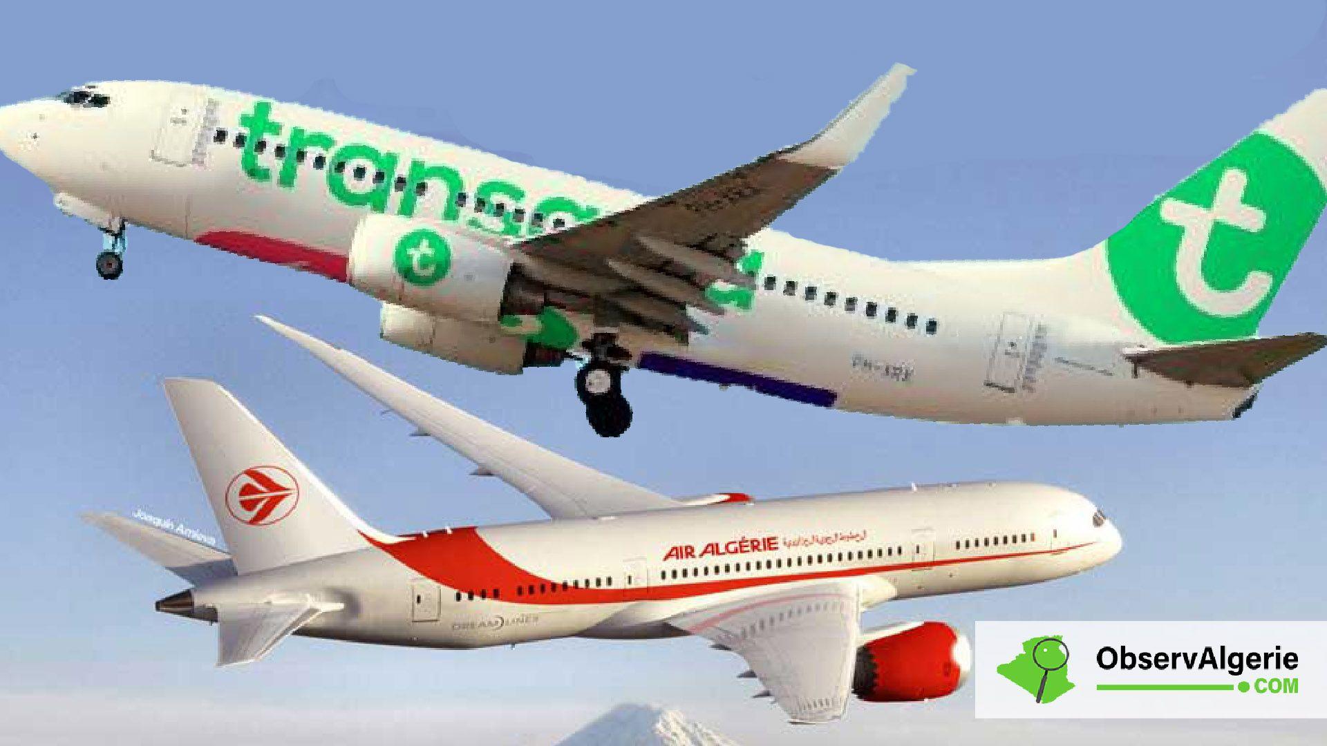 Vols Algérie France Des billets à partir de 60 euros