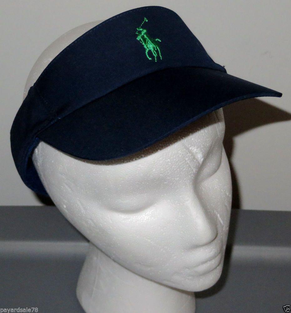 f21a3cac Polo Ralph Lauren Us Open Visor | Hats | Pinterest | Visors, Polo ralph  lauren and Polos